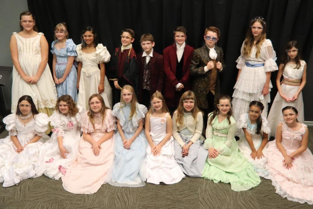 Sleepy Hollow Play Fifth Grade Cast