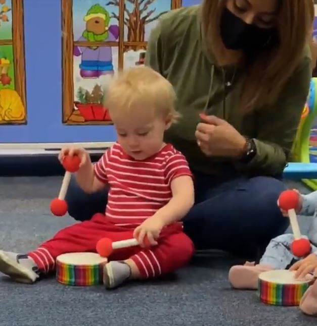 Music in the nursery