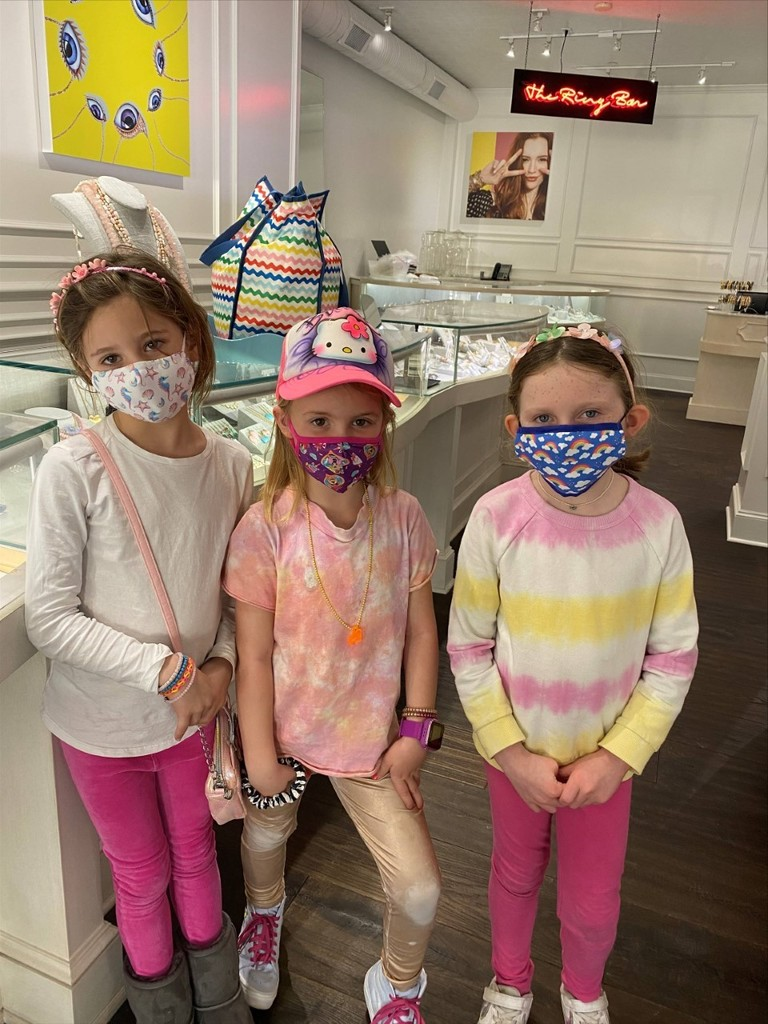 First Graders Raise Money for Winter Storm Victims